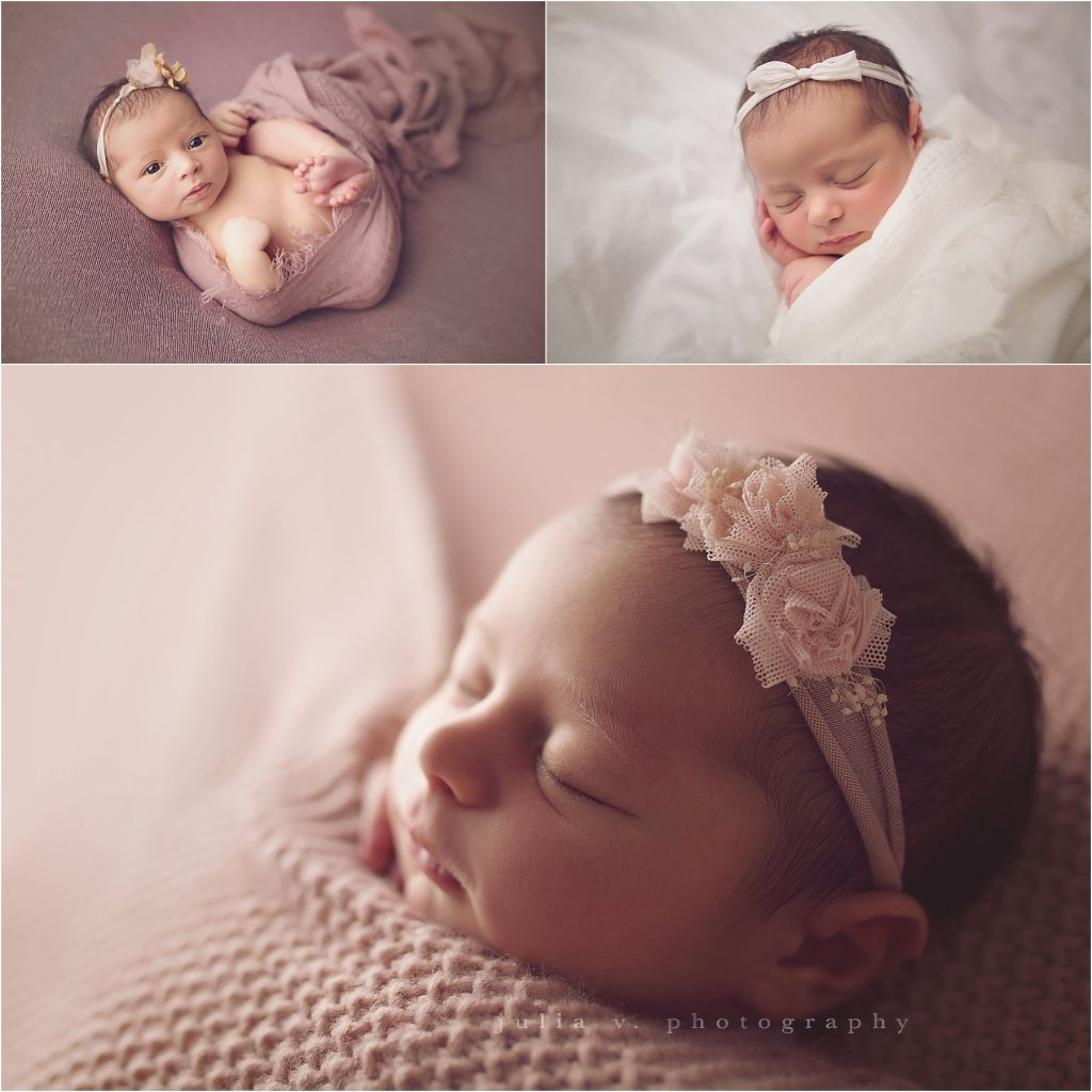 newborn photo session Philadelphia baby portraits